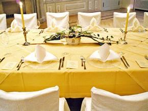 Hochzeitsdeko Mustertisch