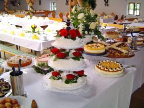 Hochzeitsdessert