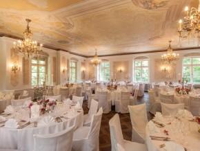Hochzeitslocation in München La Villa