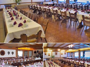 Hochzeitssaal Aitrang - Raum Kaufbeuren, Marktoberdorf, Kempten