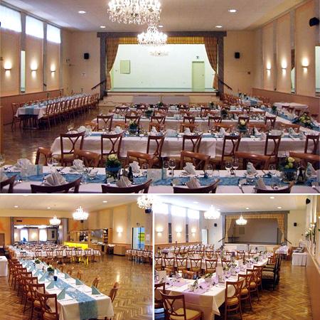 Hochzeitssaal in Amstetten