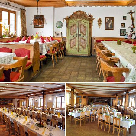 Hochzeitssaal Bad-Aibling Umgebung Rosenheim