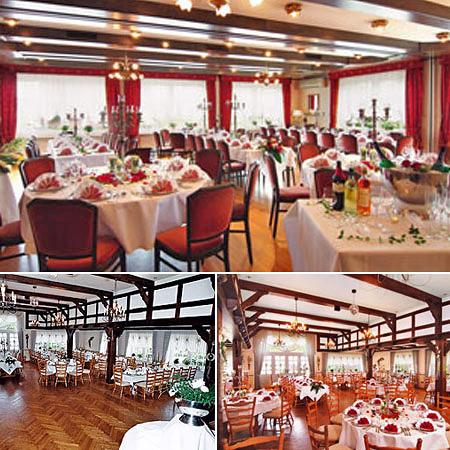Hochzeitssaal in Bad-Iburg - Raum Osnabrück, Melle