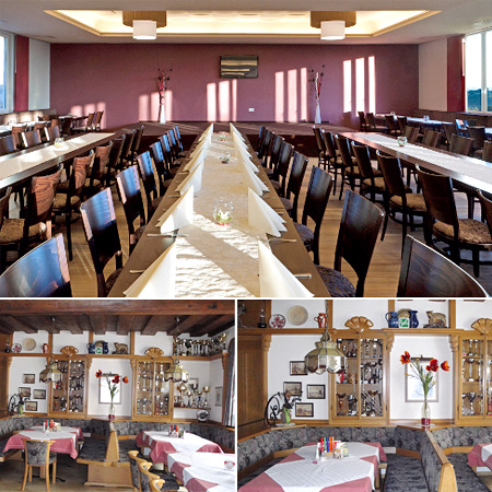 Hochzeitssaal in Bad Kreuzen