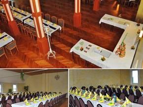 Hochzeitssaal Bennewitz - Umgebung Leipzig, Grimma, Eilenburg