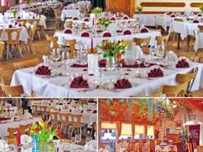 Hochzeitssaal Burgkirchen - Umgebung Altötting