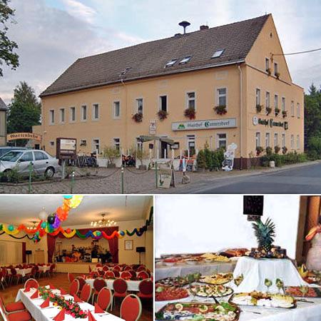 Hochzeitssaal in Dresden-Cunnersdorf - Umgebung Pirna