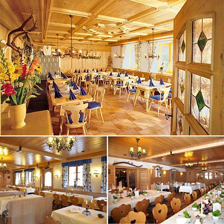 Hochzeitssaal in Egling - Raum Holzkirchen, Wolfratshausen