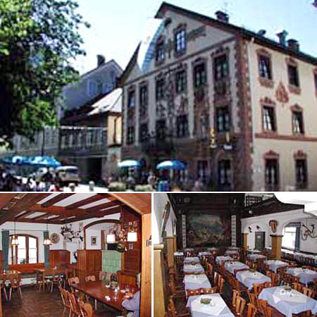 Hochzeitssaal in Garmisch-Partenkirchen