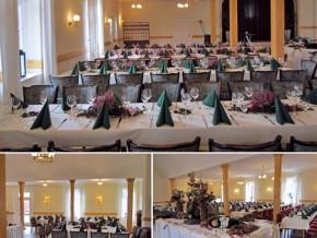 Hochzeitssaal Gasthof-Dahms