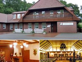 Hochzeitssaal Gasthof Elbers