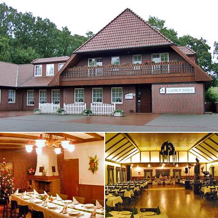 Hochzeitssaal Gasthof-Elbers