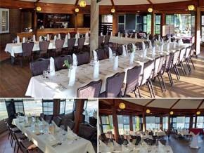 Hochzeitssaal Gasthof Grunewald in Heiden