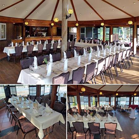 """Hochzeitssaal """"Gasthof Grunewald"""" in Heiden"""