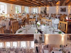 Hochzeitssaal in Krumbach