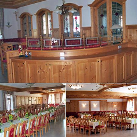 Hochzeitssaal in Geiselhöring - Umgebung Straubing, Regensburg, Landshut
