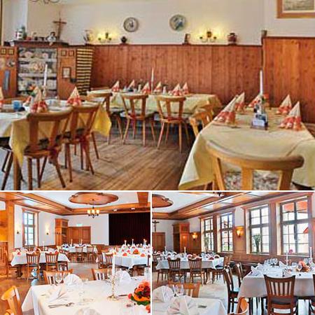 Hochzeitssaal Gilching - Raum München
