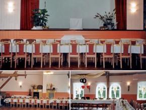 Hochzeitssaal Havelaue - Umgebung Rathenow, Neuruppin