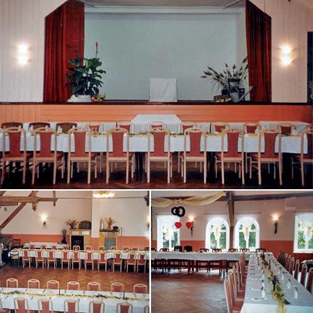 Hochzeitssaal in Havelaue - Raum Rathenow, Neuruppin