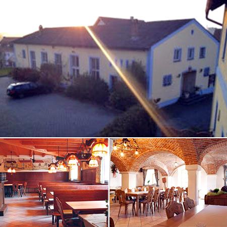 Hochzeitssaal in Herrnwahlthann - Raum Regensburg