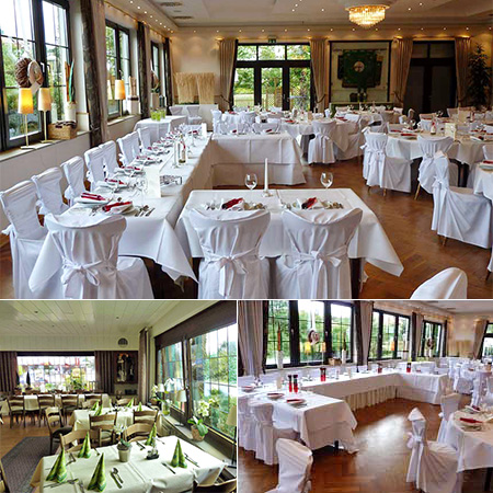 Hochzeitssaal in Ibbenbüren - Raum Osnabrück