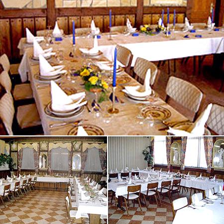 Hochzeitssaal in Kappel-Grafenhausen - Nähe Lahr/Schwarzwald