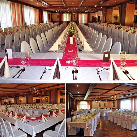 Hochzeitssaal in Karlstetten - Umgebung St. Pölten