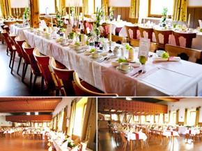 Hochzeitssaal in Kirchweidach - Umgebung Altötting