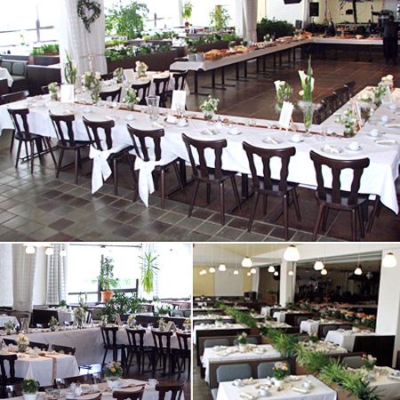 Hochzeitssaal Lalling - Raum Deggendorf