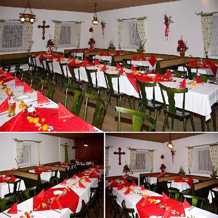 Hochzeitssaal in Malgersdorf - Nähe Landau Eggenfelden