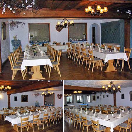 Hochzeitssaal in Nürnberg