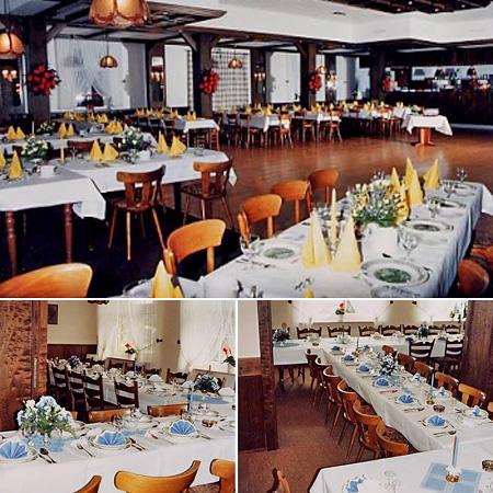 Hochzeitssaal in Nieder-Ochtenhausen - Umgebung Bremervörde, Stade