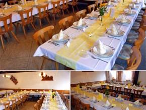 Hochzeitssaal Oberelsbach - Nähe Fulda
