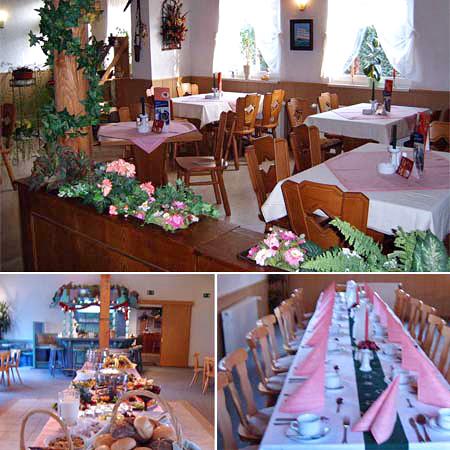 Hochzeitssaal in Pastow - Raum Rostock