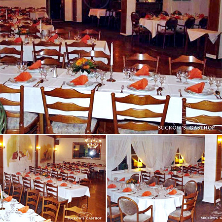 Hochzeitssaal in Probsteierhagen - Raum Kiel