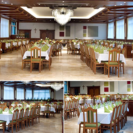 Hochzeitssaal in Pucking - Raum Linz, Wels