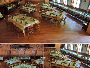 Hochzeitssaal Rottau - Umgebung Traunstein