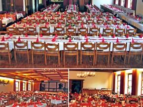Hochzeitssaal in Ruderatshofen - Umgebung Kaufbeuren, Kempten