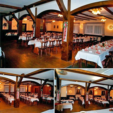 Hochzeitssaal Sandbostel - Umgebung Bremerhaven