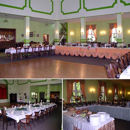 Hochzeitssaal in Schönberg - Raum Chemnitz, Zwickau, Gera