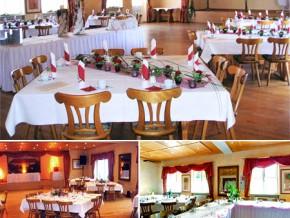 Hochzeitssaal Stetten - Großraum München