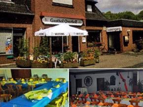 Hochzeitssaal Suttrup - Umgebung Lingen, Emsbüren