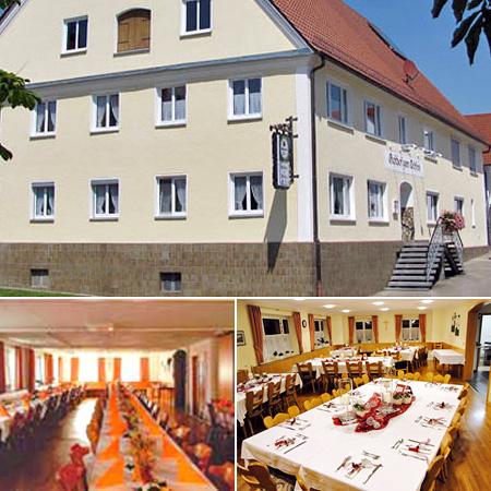 Hochzeitssaal Waldstetten - Umgebung Neu-Ulm