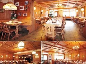 Saal für Hochzeiten in Wasserburg