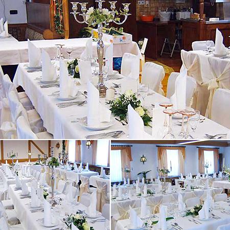 Hochzeitssaal in Weißenhorn - Raum Ulm