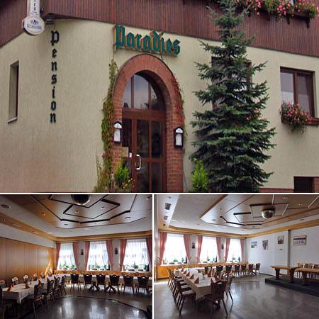 Hochzeitssaal Zwönitz - Raum Chemnitz