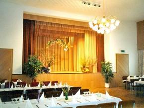 Hochzeitssaal Zwönitz Raum Chemnitz