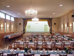 Saal für 500 Personen