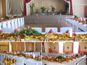 Hochzeitssaal Rabenau, Gasthof, Saal für 200 Personen, Sachsen
