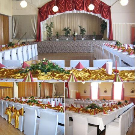 Hochzeitssaal Rabenau